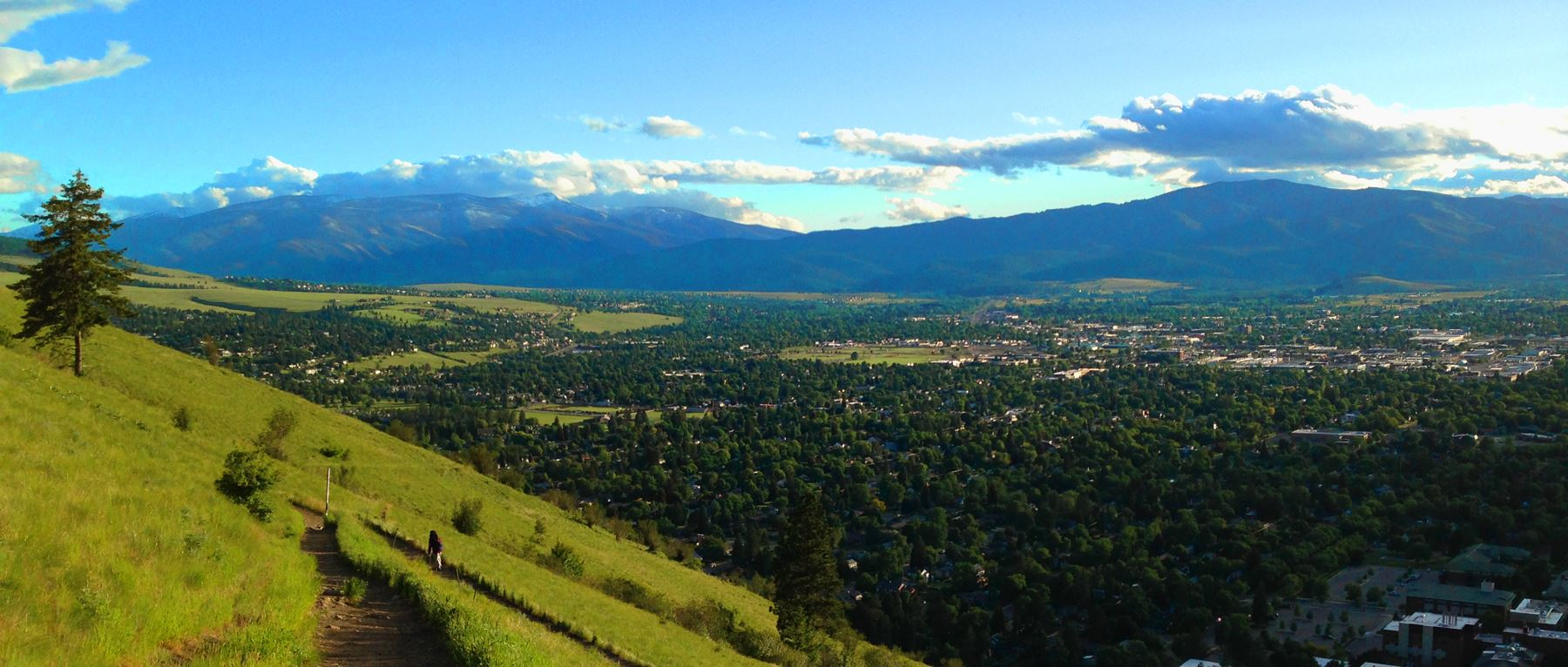 Glorious Missoula view