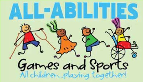 All Abilities Games and Sports logo