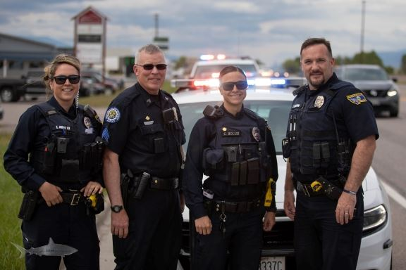 Missoula Police Department Patrol Officers